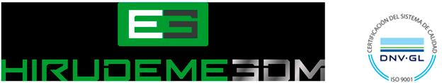 Hirudeme 3DM Logo